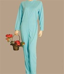 Women's Back Zip Sleepsuit