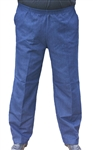 Men's Full Elastic Waist Denim Pant - No Zip, Button or Loops