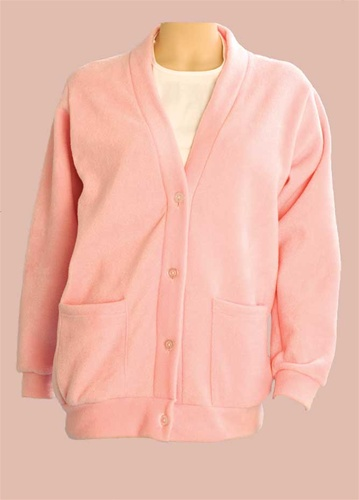 Polar Fleece Cardigan