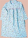 100% Cotton Flannel Gown