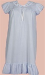 Short Sleeve Pullover Nightie