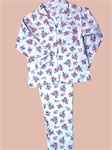 100% Cotton Flannel Pajamas